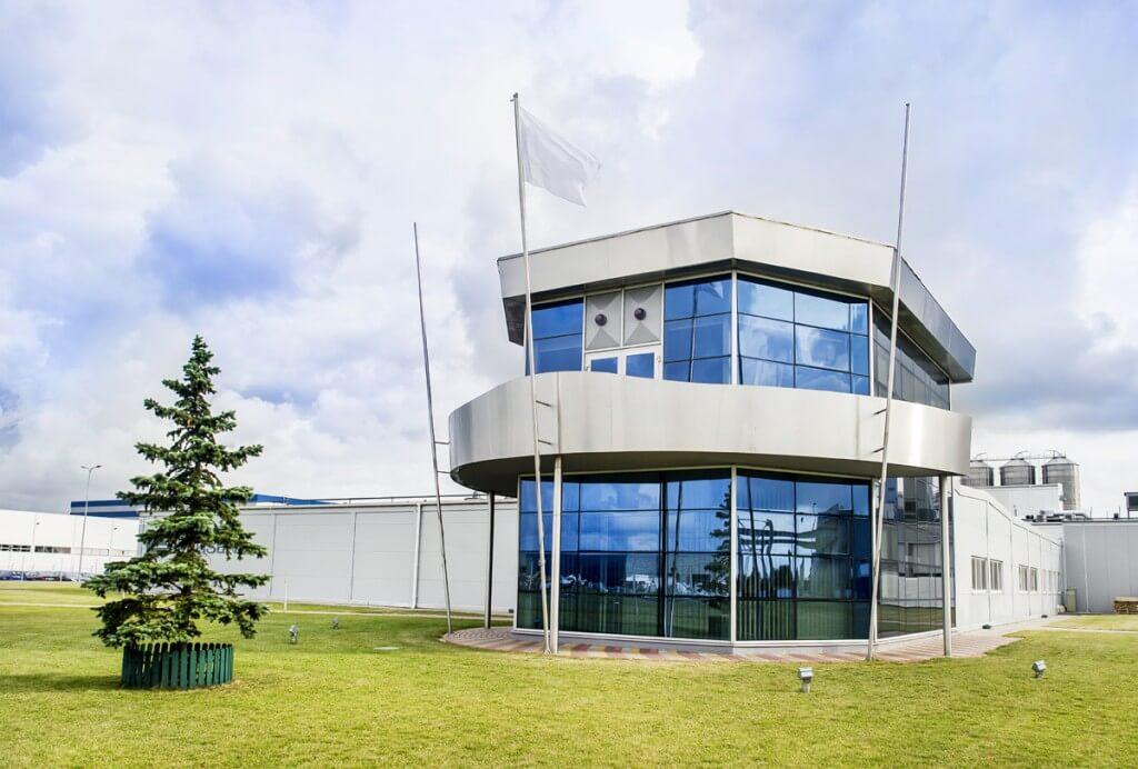 """Žuvies perdirbimo gamyklos """"Espersen Lietuva"""" administracinio pastato projektas Pramonės g. 15, Klaipėda"""