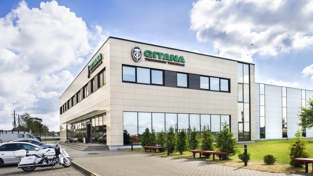 """Parduotuvės """"Gitana"""" projekto valdymas ir techninė priežiūra"""