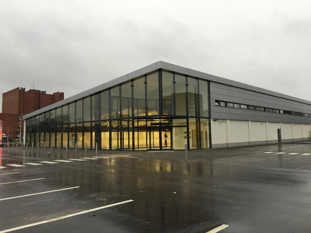"Parduotuvės ""Lidl"" projektas Taikos pr. 66B, Klaipėda"