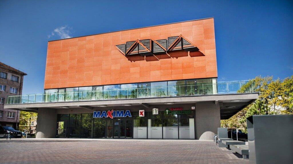 Kultūros pastato rekonstravimo į prekybos pastatą H.Manto g.11, Klaipėdoje projektas