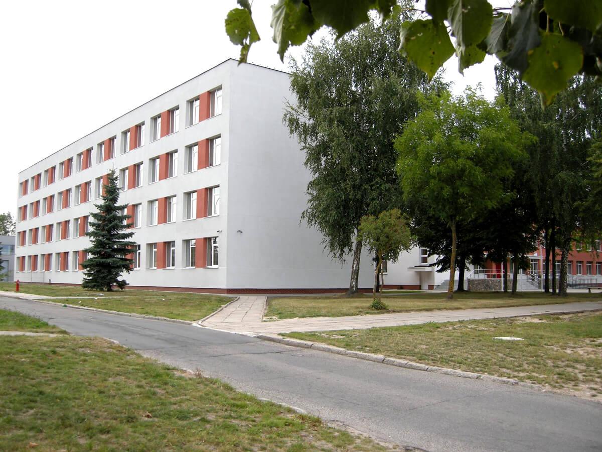Panevėžio profesinio rengimo centro modernizacija