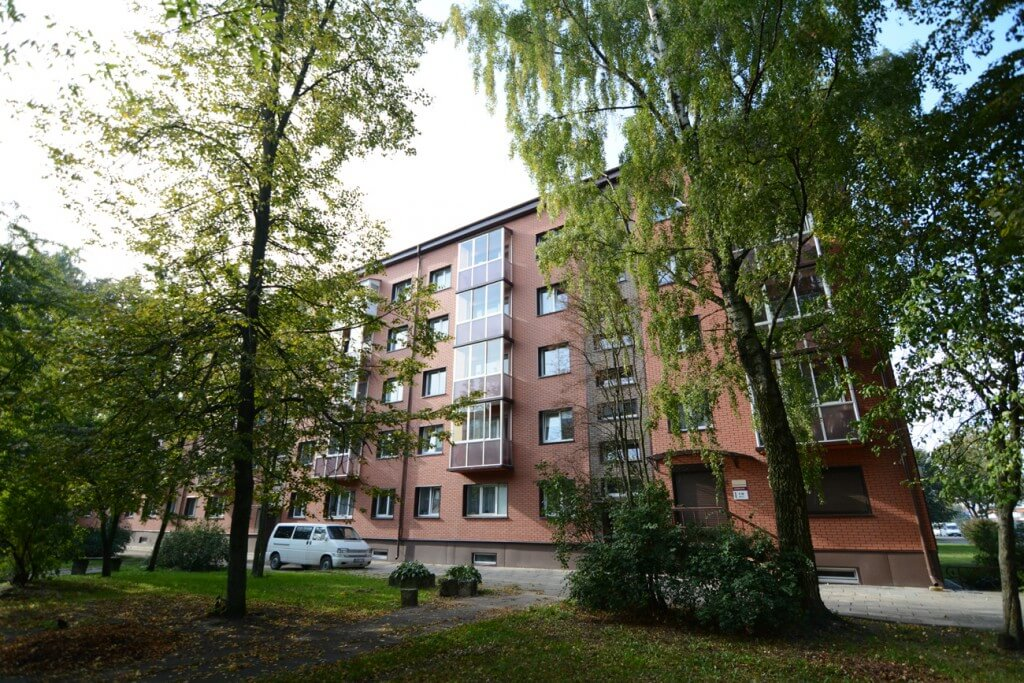 Sausio 15-osios 14, Klaipėdoje daugiabučio modernizacija