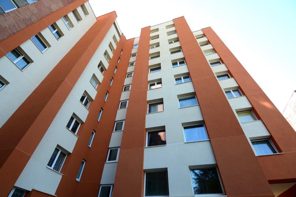 Kretingos g. 29, Klaipėdoje, daugiabučio modernizacija