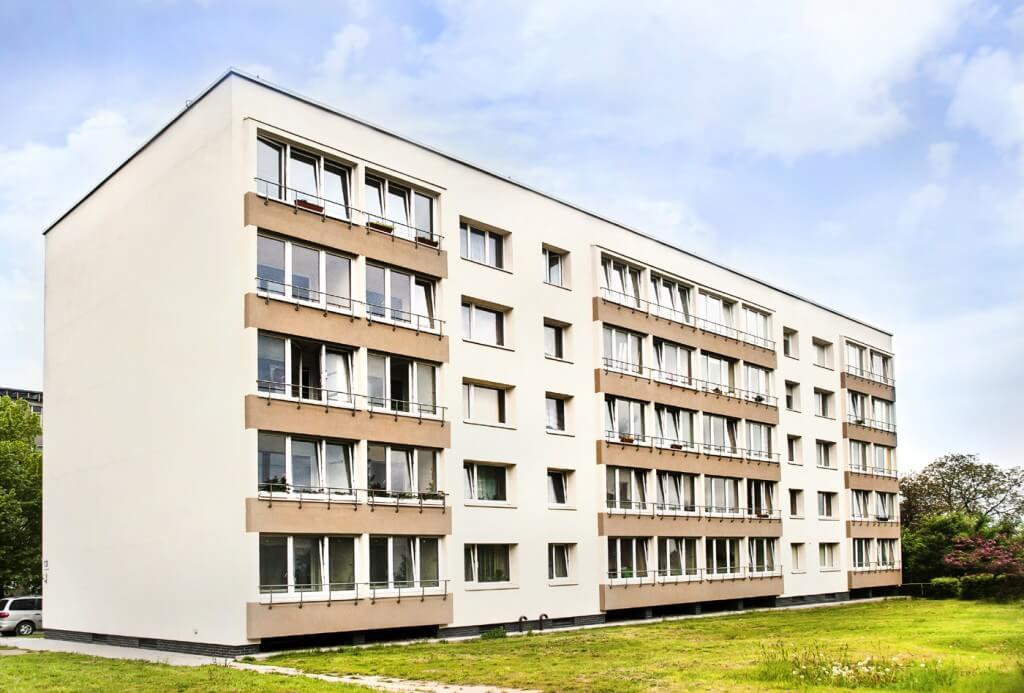 Panevėžio g. 13, Klaipėdoje, daugiabučio modernizacija
