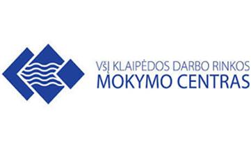 """VšĮ """"Klaipėdos darbo rinkos mokymo centras"""""""