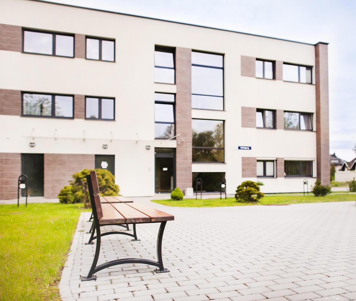 Kretingos g. 177A, Klaipėdoje, daugiabučio projektas