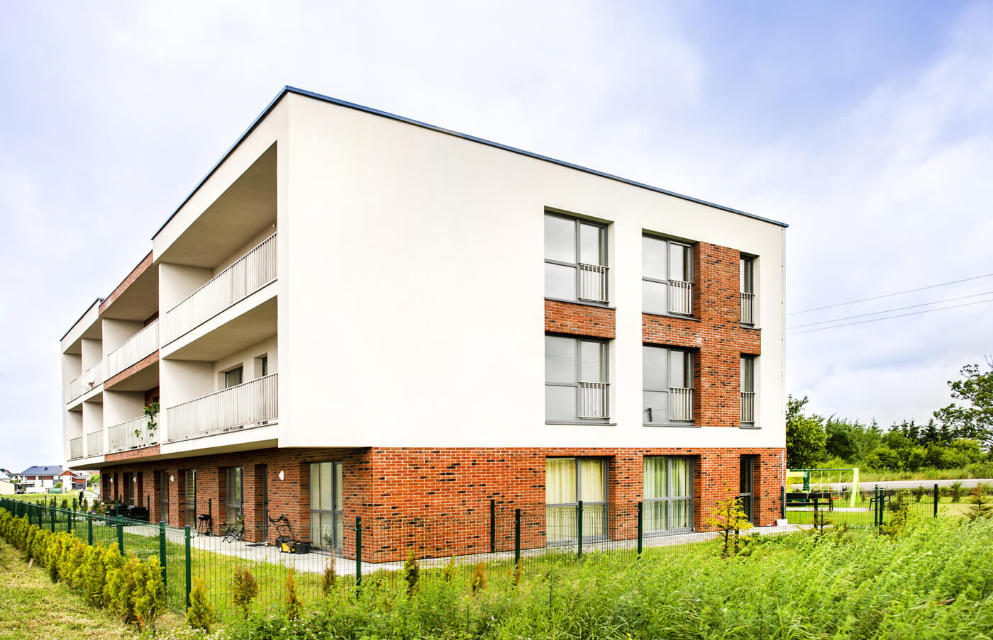 Klemiškės g. 42, Klaipėdoje, daugiabučio projektas