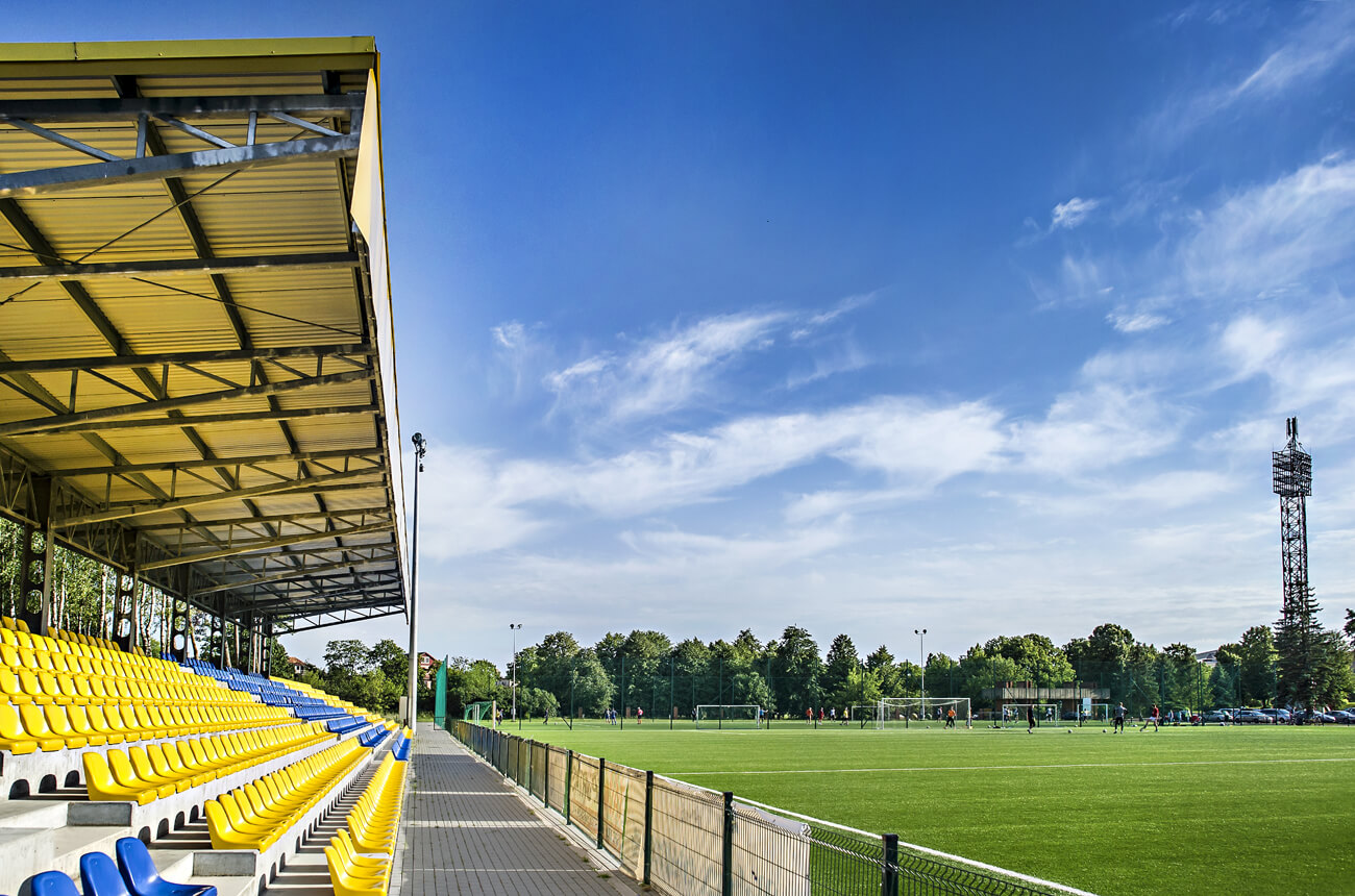 Klaipėdos centrinio stadiono futbolo aikščių atnaujinimas