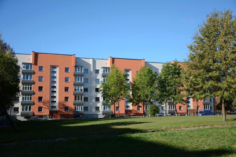 Vyturio g. 19, Klaipėdoje, daugiabučio modernizacija