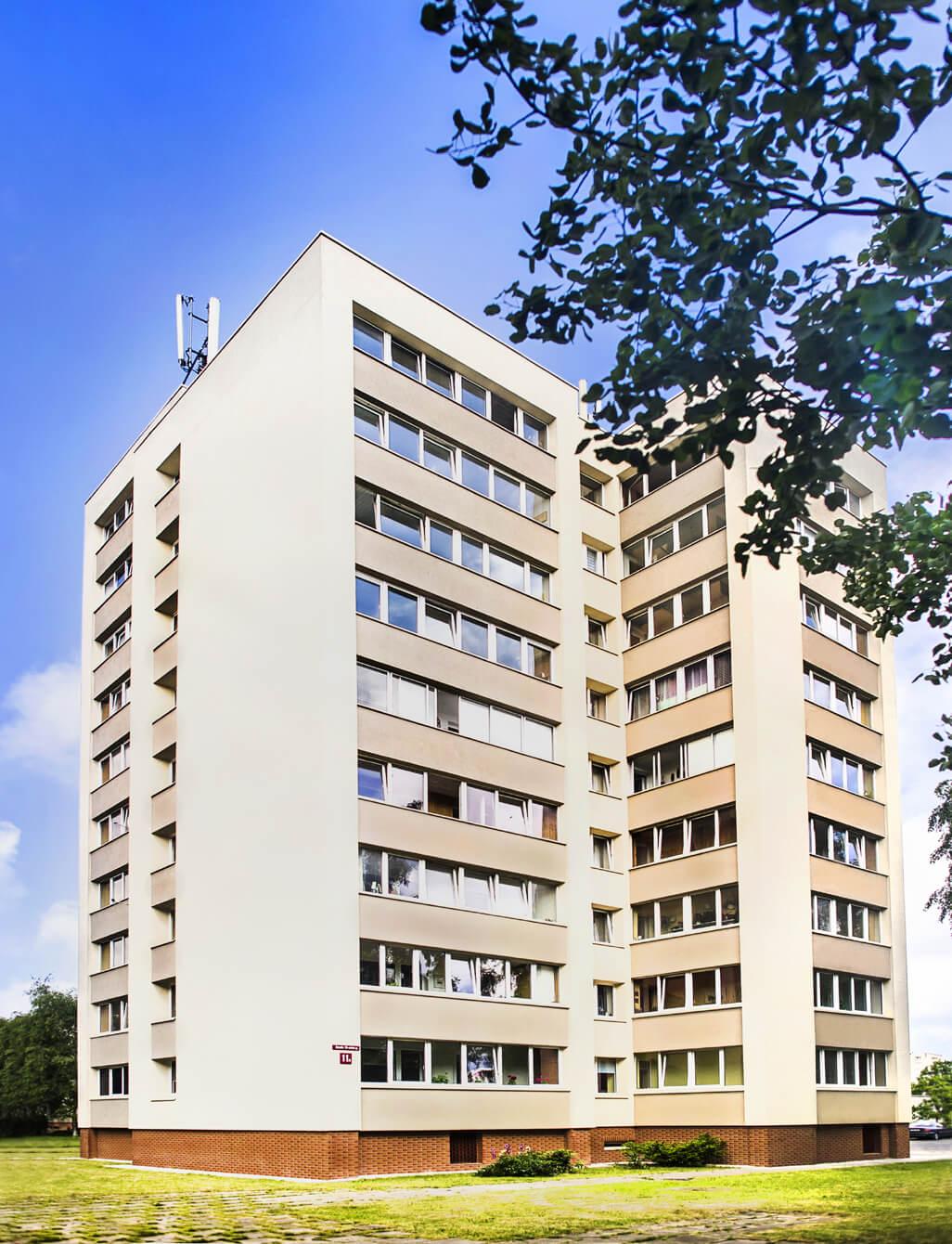 Sausio 15-osios g. 11A, Klaipėdoje, daugiabučio modernizacija