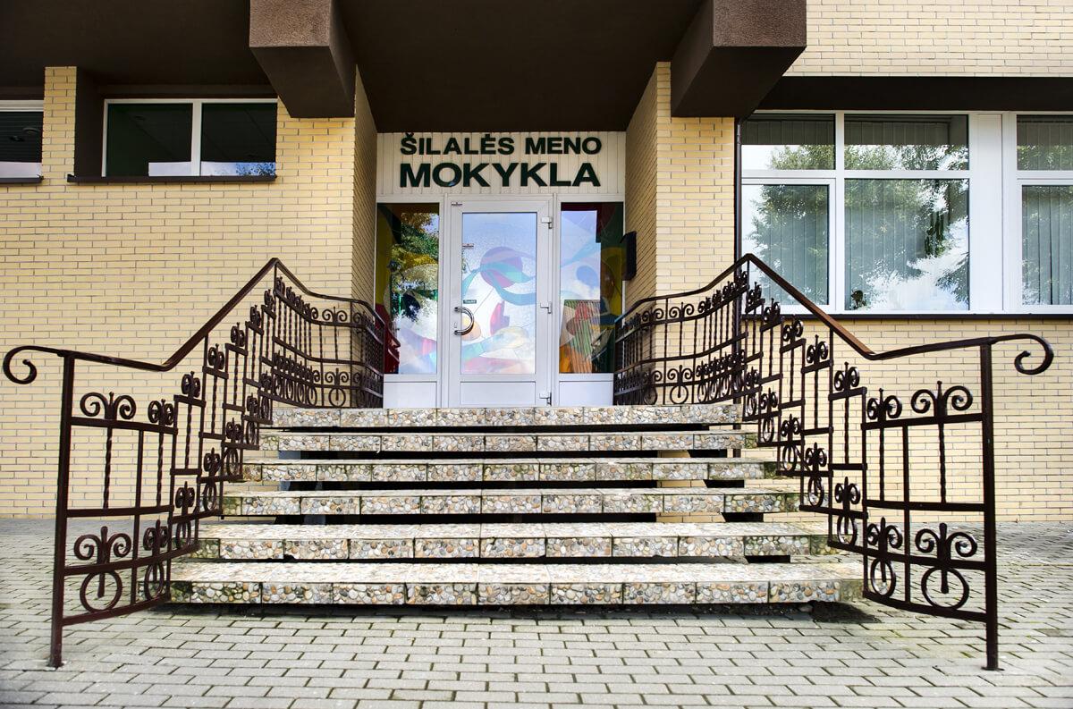 Mokyklos modernizacija Nepriklausomybės g. 6, Šilalė