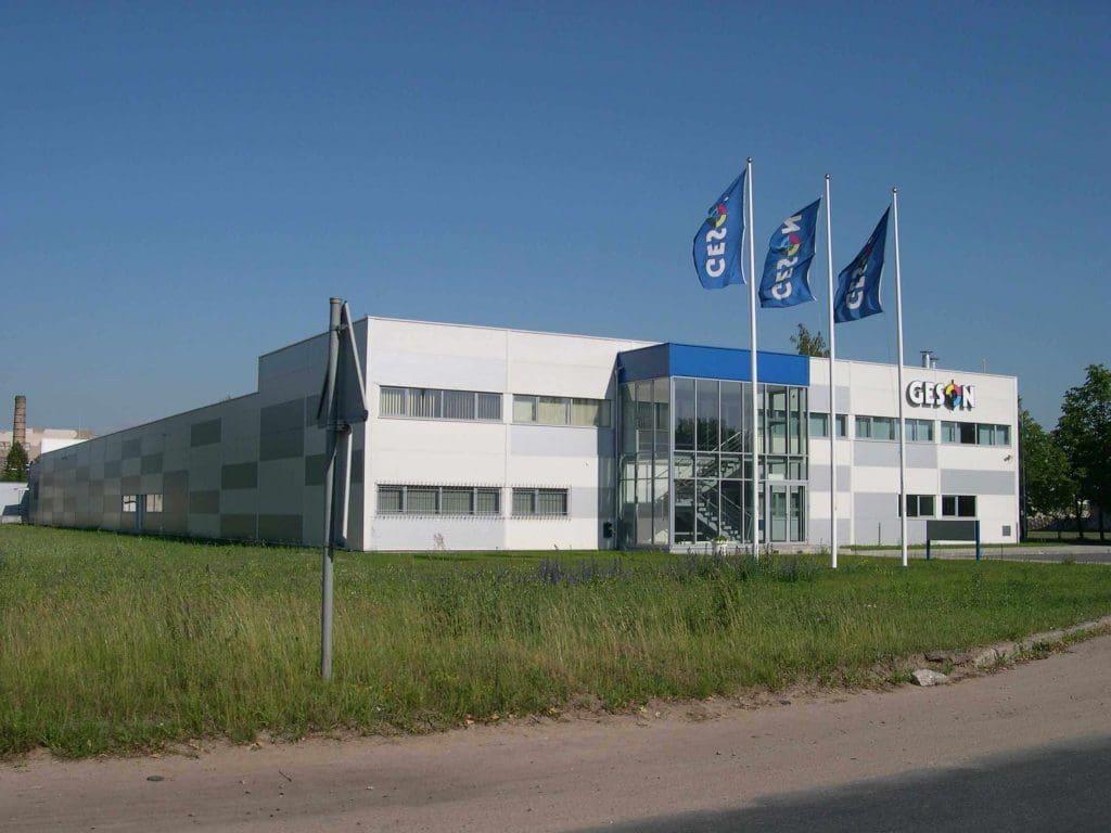 """Spaustuvės """"Geson Baltija"""" projekto valdymas ir techninė priežiūra"""
