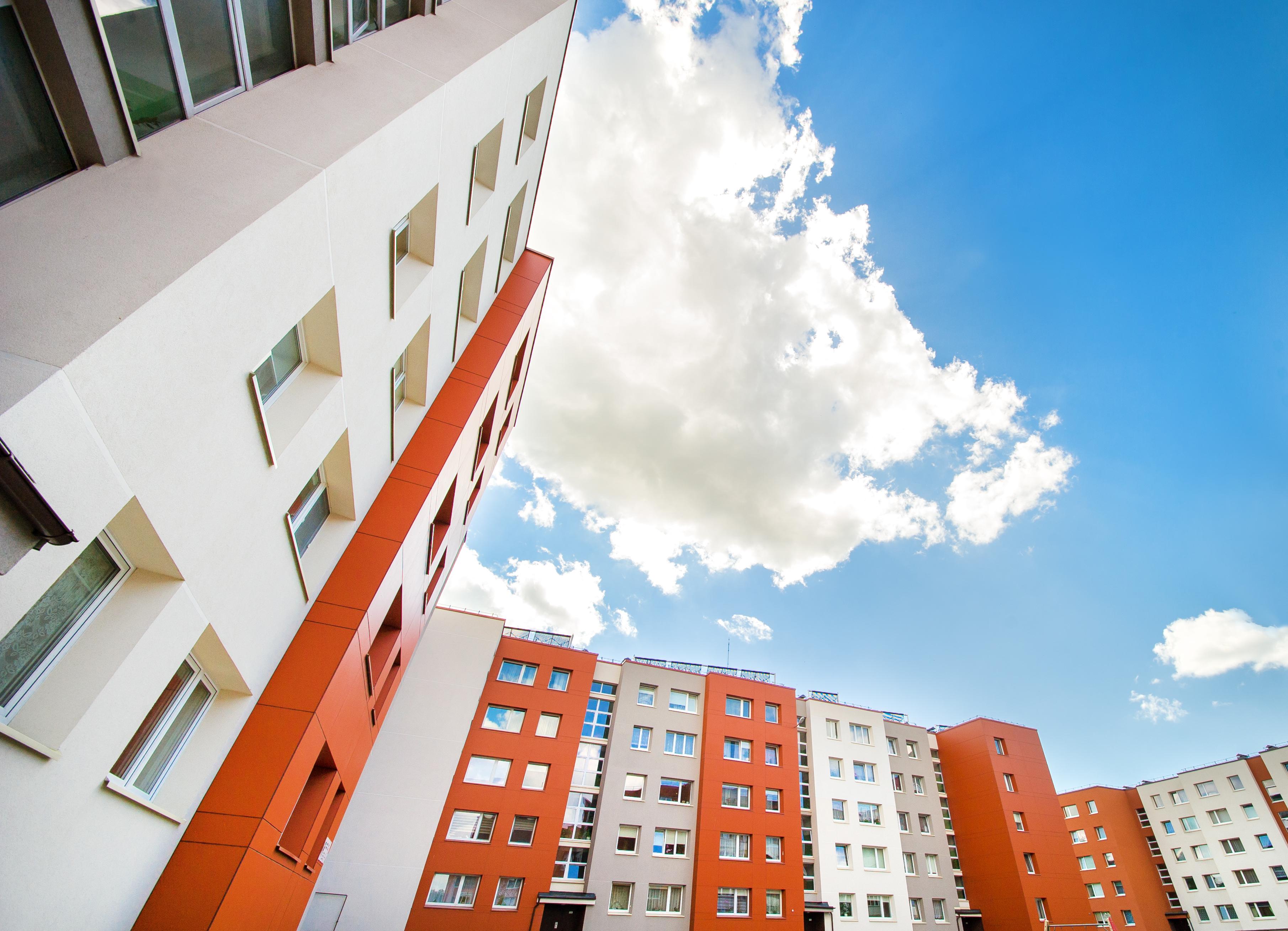 Daugiabučio gyvenamojo namo Nidos g. 40, Klaipėdoje, atnaujinimo (modernizavimo) projektas