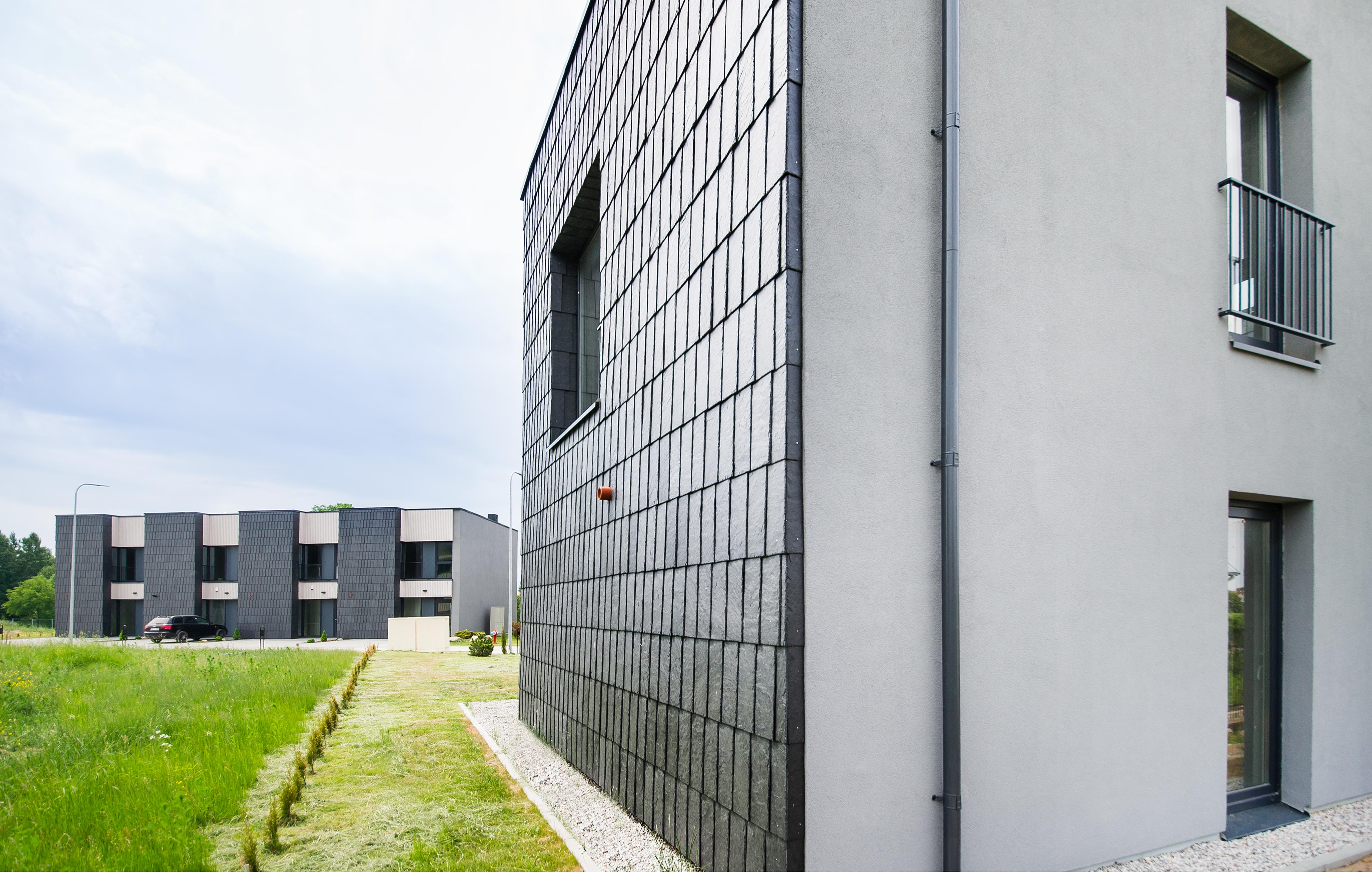 Blokuotų gyvenamųjų namų Teresiečių g. 21, Kretingos m. 8 Kotedžų kvartalas