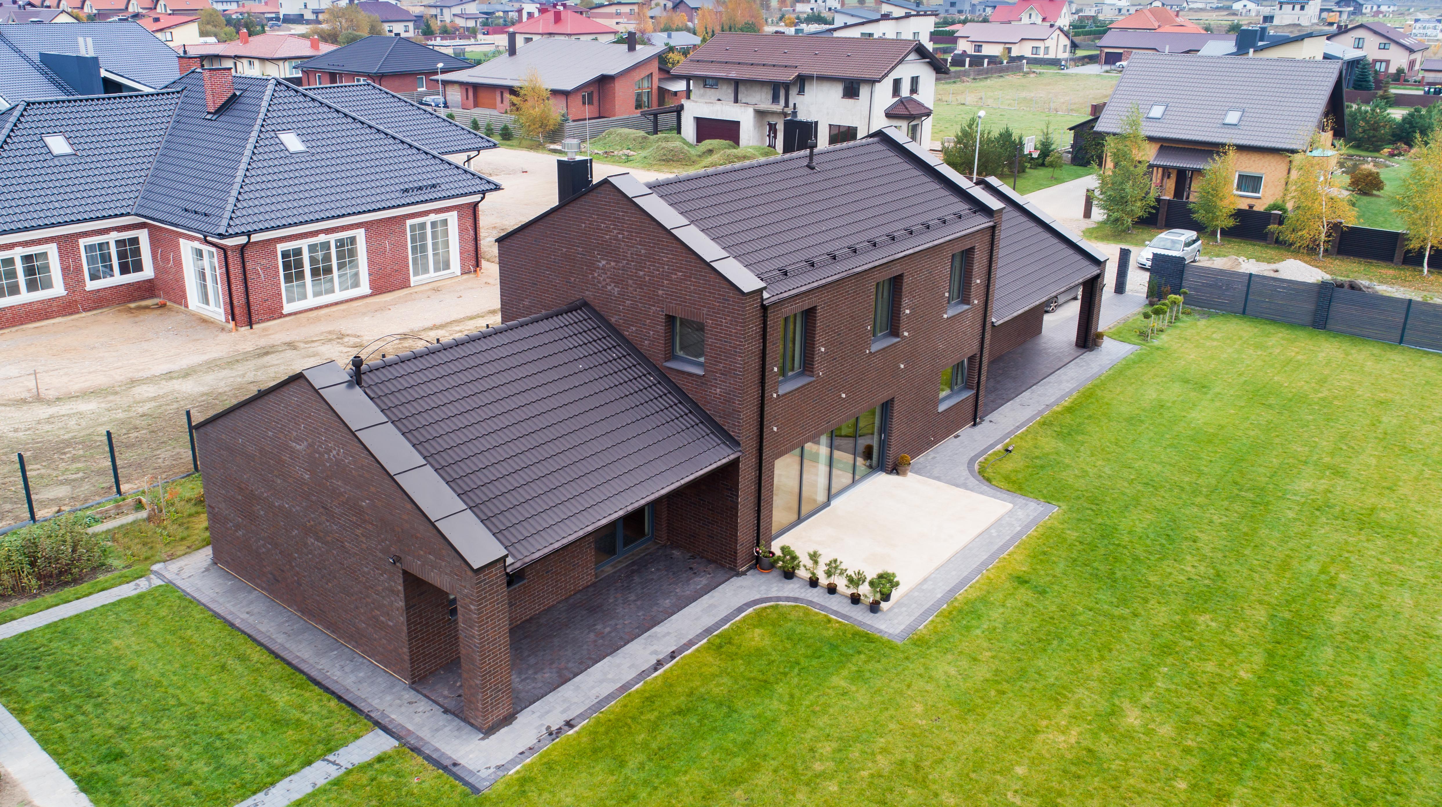 Aukštadvario g. 15, Triušelių k., Klaipėdos rajonas, gyvenamojo namo projektavimas