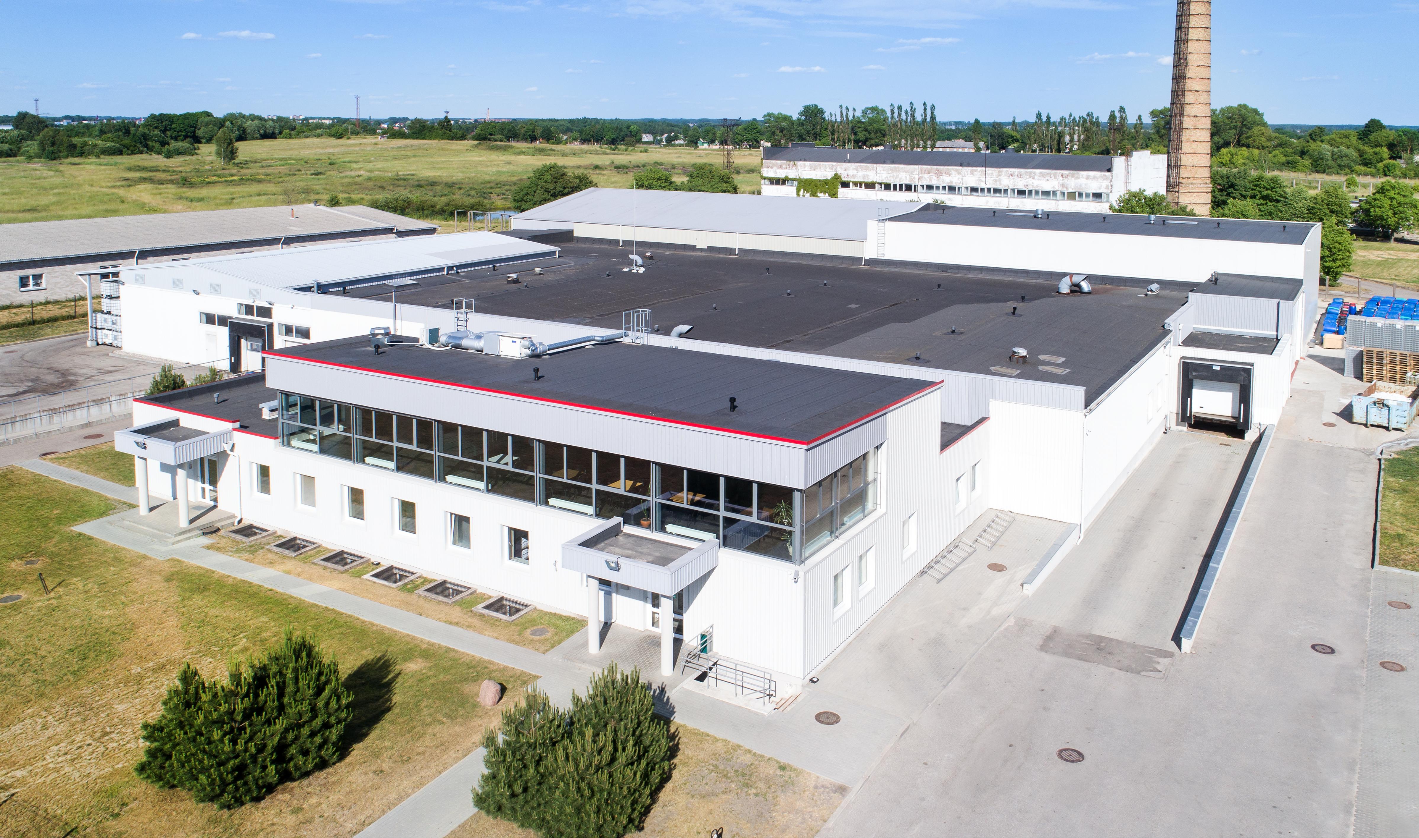 Gamybos ir pramonės paskirties pastato Kretingos m., Tiekėjų g. 33A, rekonstravimo projektas