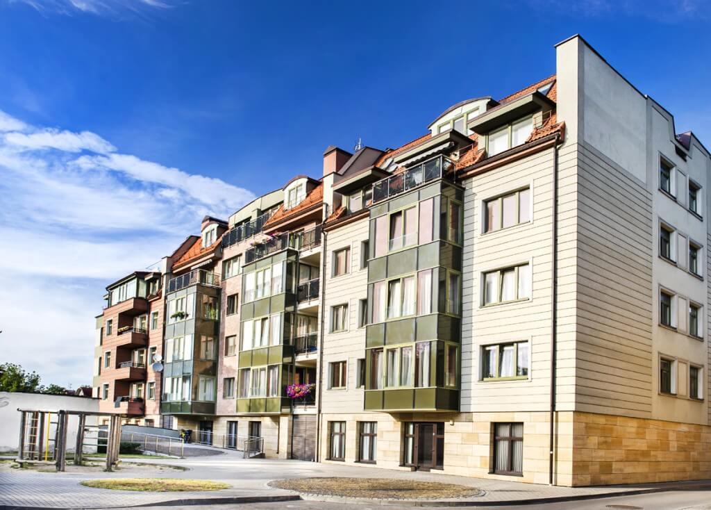 Pievų tako g. 8, Klaipėdoje, daugiabučio projektas