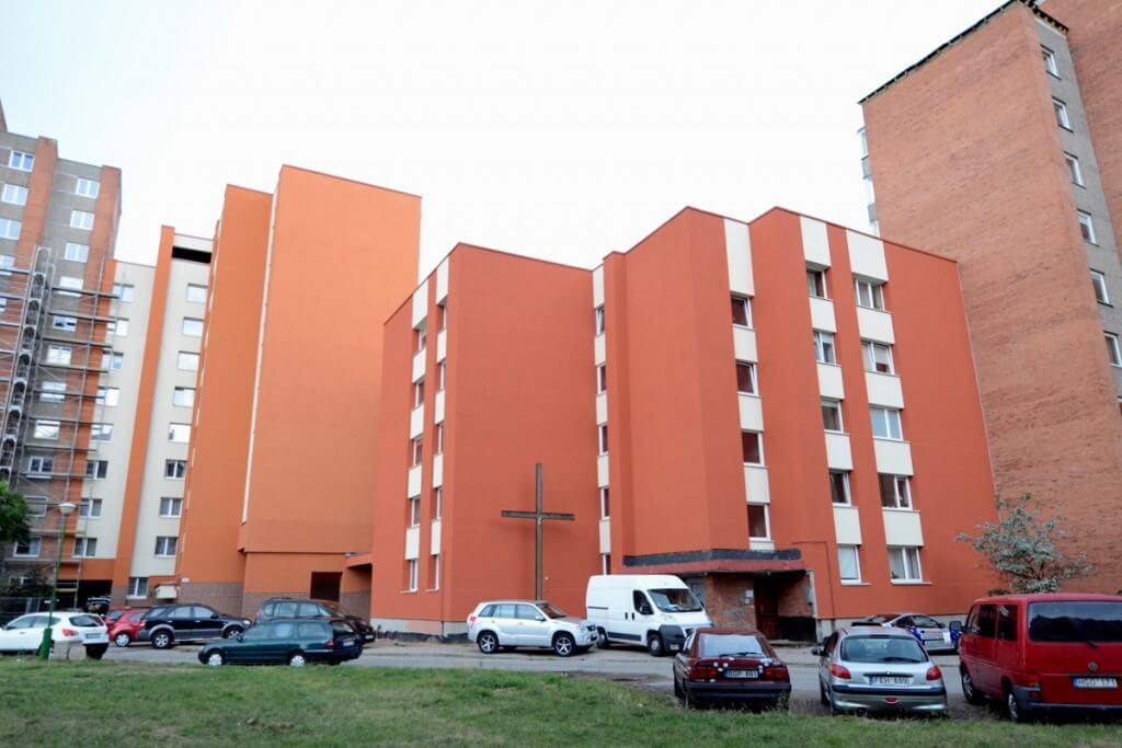 Kretingos g. 31, Klaipėdoje, daugiabučio modernizacija