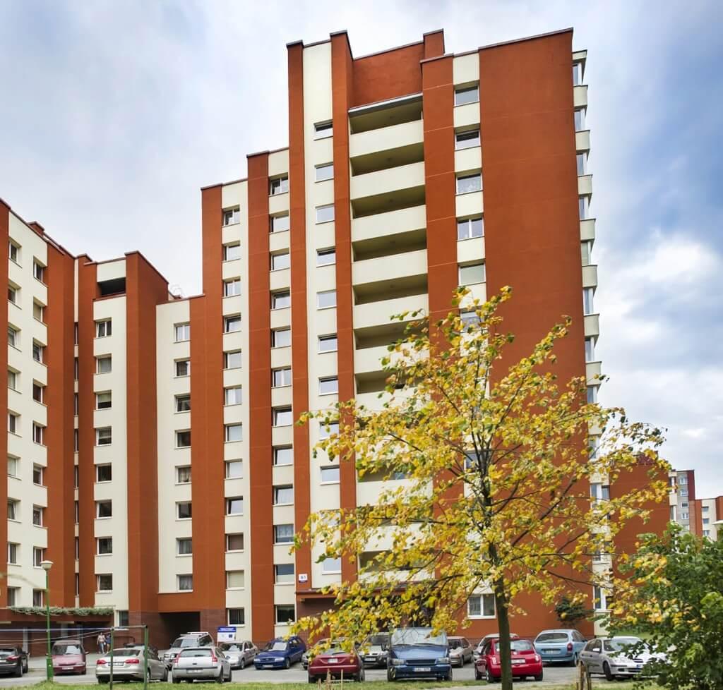 H.Manto g. 94, Klaipėdoje, daugiabučio modernizacija