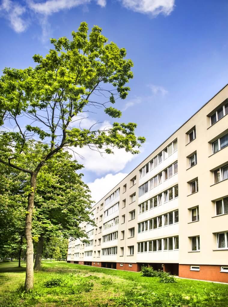Baltijos g. 97, Klaipėdoje daugiabučio modernizacija